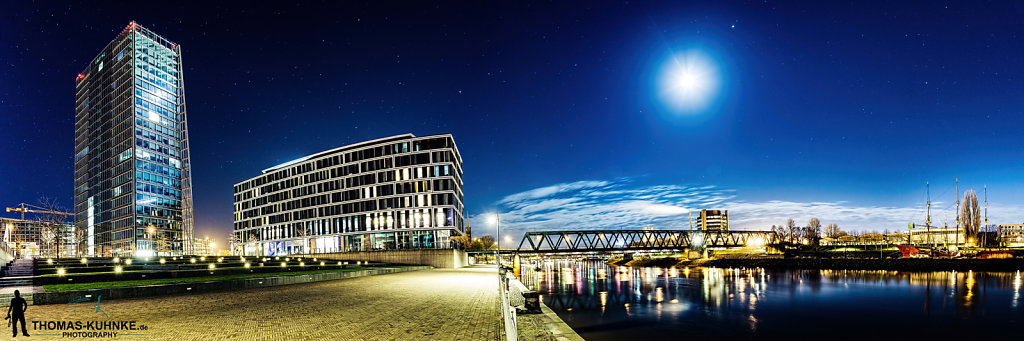 Weser Quatier Panorama