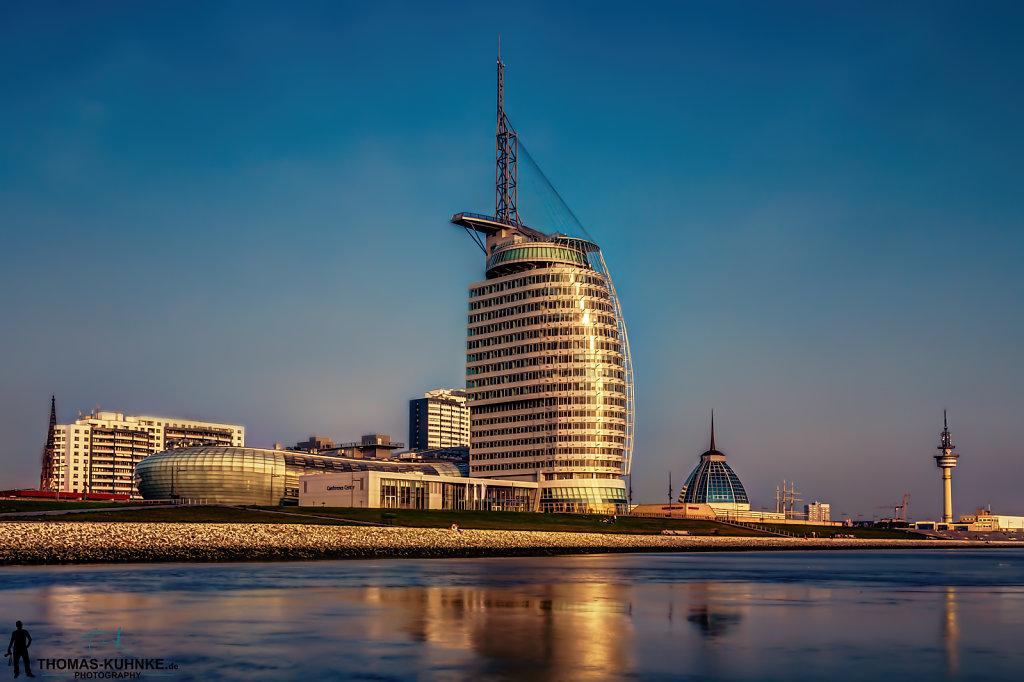 Skyline Bremerhaven