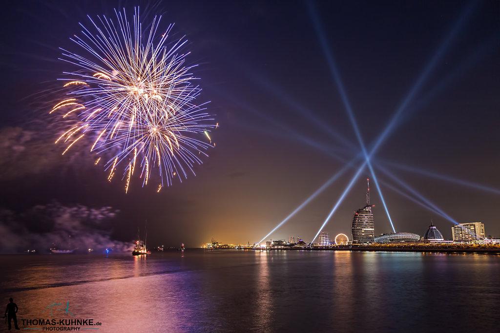 Feuerwerk Festwoche