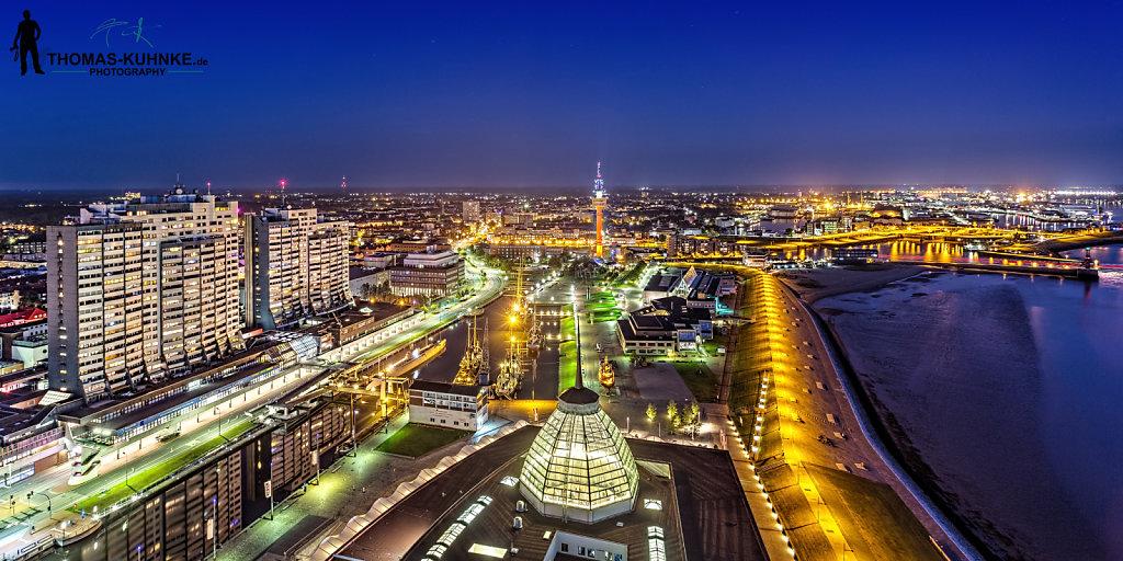 Cityscape Bremerhaven